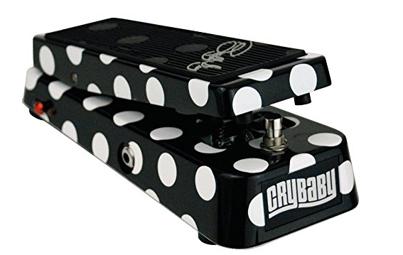 Dunlop Bg95 Buddy Guy Signature Crybaby Wah Review