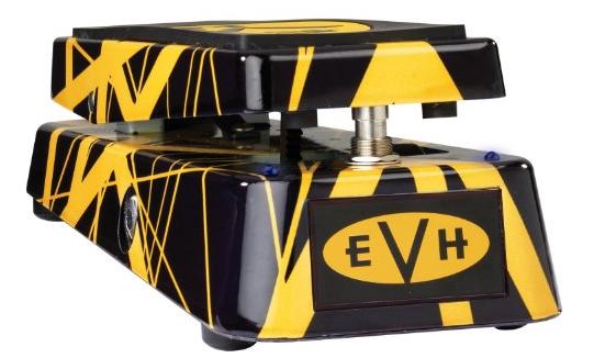 Dunlop EVH95 Eddie Van Halen Signature Wah Review