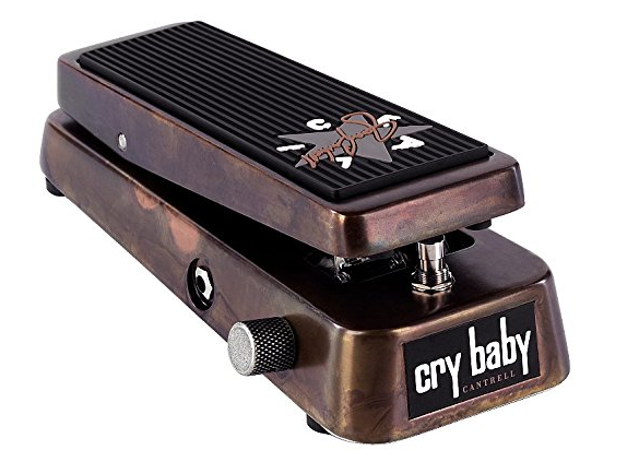 Dunlop JC95 Jerry Cantrell Wah Review