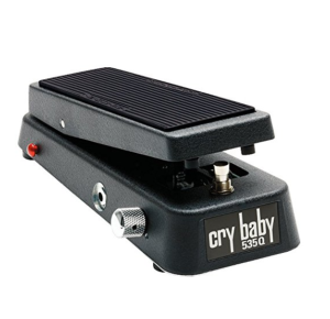 Dunlop 535Q Multi Wah Crybaby Pedal Review